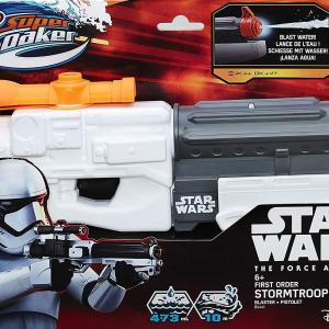 Star Wars Nerf Super Soaker E7 First Order Stormtrooper Blaster