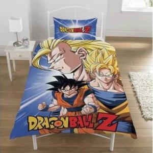 Dragon Ball Z battle Yhden henkilön pussilakanasetti