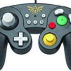 Switch: HORI Super Smash Bros Gamepad - Zelda