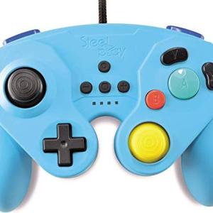 Switch: Steelplay - GCube Wired Ohjain (BLUE)