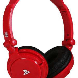 PS4: Pro4-10 Officially Licensed Stereo Gaming Headset (Red)