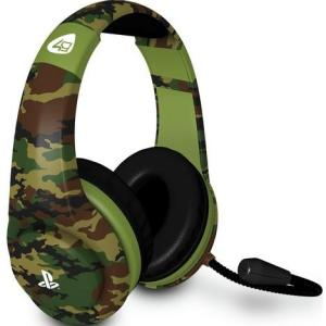 PS4: PRO4-70 Stereo Gaming Headset (Camo)