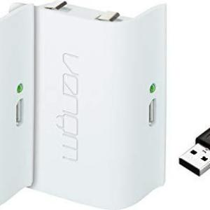 Xbox One: Venom Rechargeable Battery Twin Pack (White)