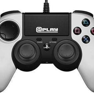 PS4: Officially Licensed PS4 Wired Ohjain – White