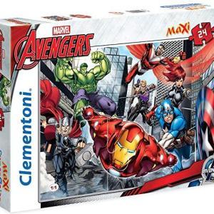 24pc Maxi Puzzle - The Avengers
