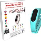 GO-TCHA Coloured Wristband for Pokemon Go (Bisasan Turquoise) /Accessories
