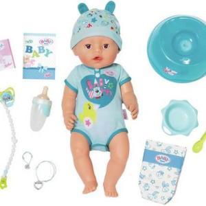 Baby Born - Soft Touch Boy 43cm