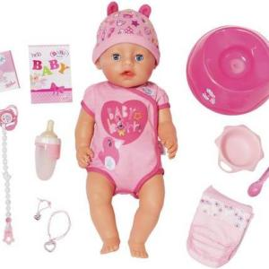 Baby Born - Soft Touch Girl 43cm