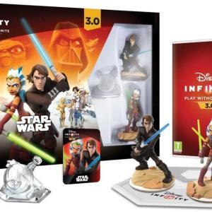 PS3: Disney Infinity 3.0 Star Wars Starter Pack (käytetty)