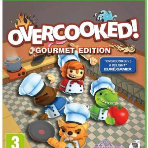 Xbox One: Overcooked: Gourmet Edition