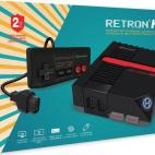 Retro: Hyperkin Retron 1 Gaming Console For Nes - Black