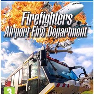 PS4: Airport Fire Department - The Simulation