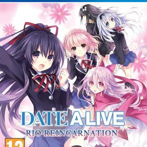 PS4: DATE A LIVE: Rio Reincarnation