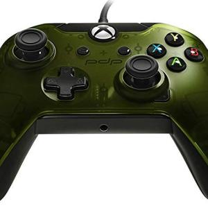 Xbox One: PDP Wired Ohjain – Green