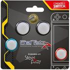 Switch: Steelplay - Geltabz Thumstick Grips (4pk)