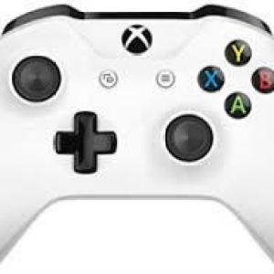Xbox One: Xbox One Crete White Ohjain Wireless - With 3.5mm (Vaurioitut pakkaus)