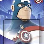 Disney Infinity 2.0 Character - Captain America (Vaurioitut pakkaus)