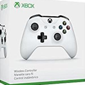 Xbox One: Xbox One Ohjain Wireless - White (Käytetty)