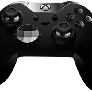 Xbox One: Xbox One ELITE Ohjain Wireless (Musta)(Käytetty)