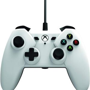 Xbox One: Power A Xbox One  Wired Ohjain White (Käytetty)