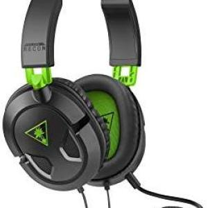 Turtle Beach Ear Force Recon 50X Wired Headset (Käytetty/No Microphone) /Headphones
