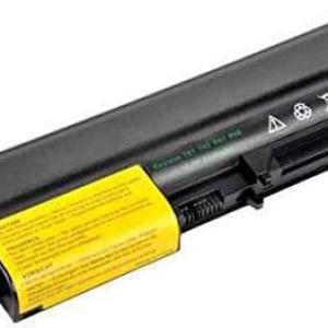 PC: Amsahr  Replacement Battery for IBM R61IS, R400 4400 mAh, 10.8 Volts & 6 Cell /Laptop