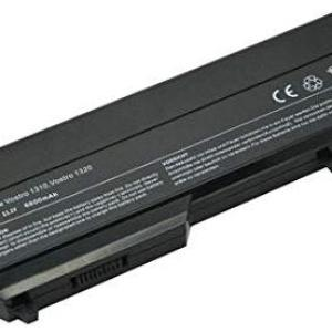 PC: Amsahr  Replacement Battery for Dell 1310 6600 mAh, 11.1 Volts & 9 Cell /Laptop