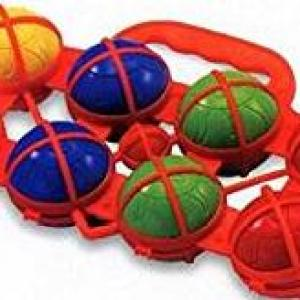 ADRIATIC 80 cm Beach Toys Empty Bowls Set (8-Piece)