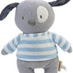 Ragtales Mimmo Knitted Puppy Baby Toy