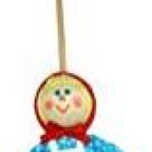 Aba (63003) Little Red Riding Hood Puppet on Pole