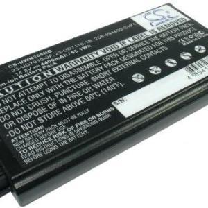Bluetrade Haute Performance 4400mah (14.8v) Battery Pour MSI Uniwill N258 /Laptop
