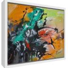 Abstract Nature Canvas Large /Art Decoration