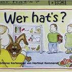 Adlung Spiele ADL61049 Wer Hats Card Game