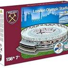 3D Stadium Puzzles - West Ham Utd