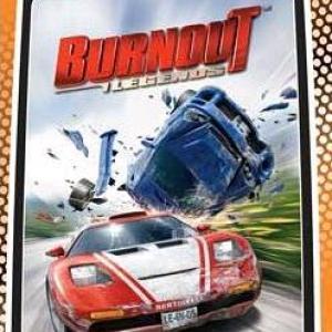 PSP: Burnout Legends (Essentials)