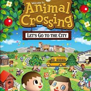 Wii: Animal Crossing: Lets go to the City (SELECTS)