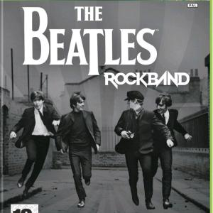 Xbox 360: Rock Band: The Beatles (Solus)