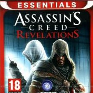 PS3: Assassins Creed: Revelations (Essentials)