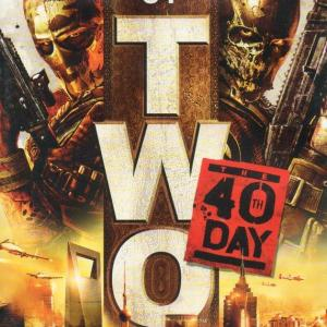 PSP: Army of Two: The 40th Day (BBFC)