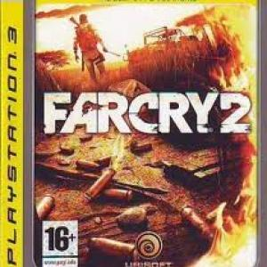 PS3: Far Cry 2 (Essentials) (käytetty)