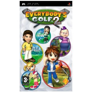 PSP: Everybodys Golf 2