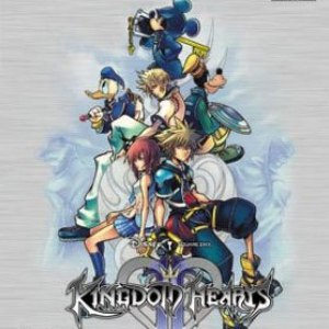 PS2: Kingdom Hearts II (2)