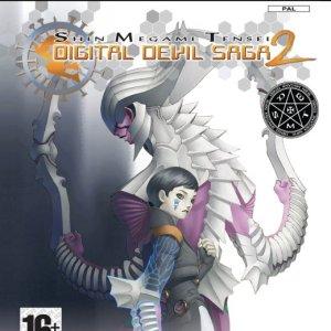 PS2: Shin Megami Tensei: Digital Devil Saga 2  (DELETED TITLE)