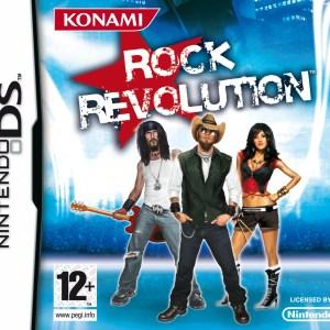 NDS: Rock Revolution (käytetty)
