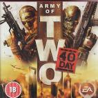 PS3: Army of Two: The 40th Day (BBFC)
