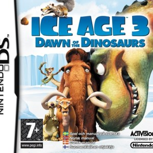 NDS: Ice Age 3: Dawn of the Dinosaurs