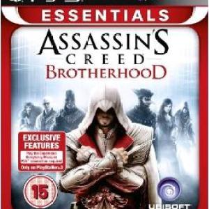 PS3: Assassins Creed: Brotherhood (Essentials)
