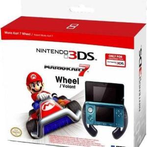 3DS: Nintendo Racing Wheel for Nintendo 3DS
