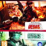 PS3: Rainbow Six Vegas 2 & Ghost Recon Advanced Warfighter 2 (Double Pack)