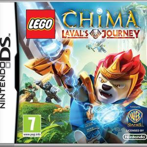 NDS: LEGO Legends of Chima: Lavals Journey (ENG/Nordic)